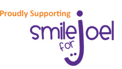 Supporting Smile for Joel Logo